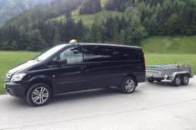 Taxi Altenberger Zell am See - Radtaxi