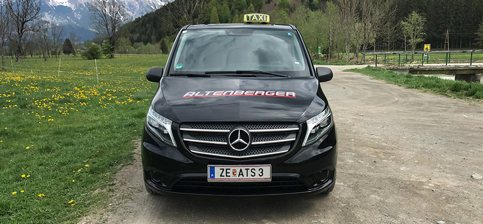 Flughafentransfer und Taxi Altenberger